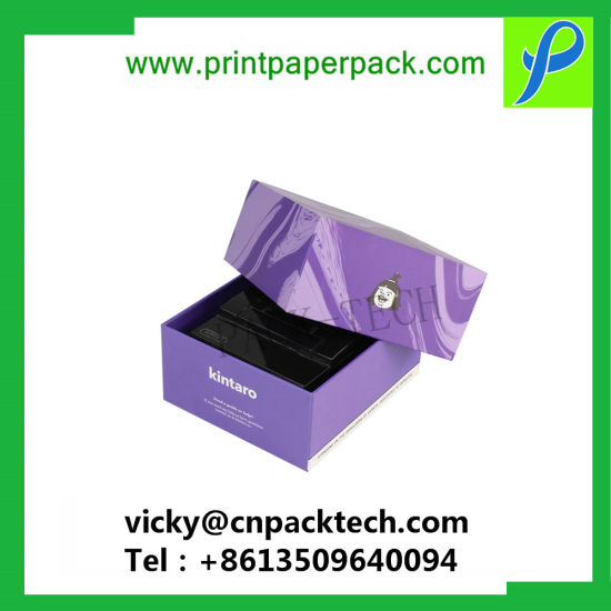 Custom Print Box Packaging Consumer Product Packaging Retail Packaging Box pictures & photos