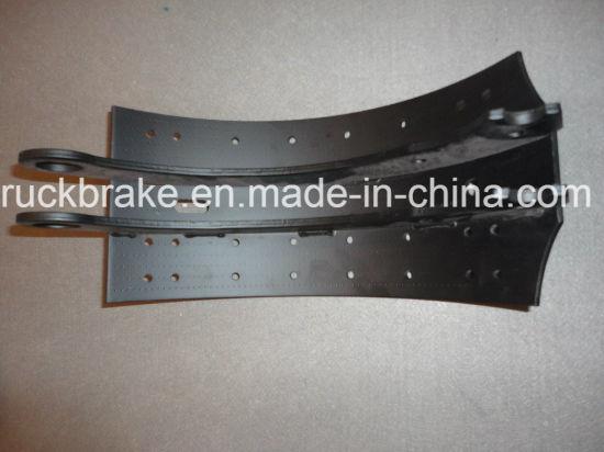 Meritor/Rockwell Truck Part Brake Shoe 4515e/150 25 412