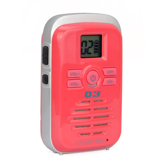 Walkie Talkie for Children Mini Handheld Radio Q3