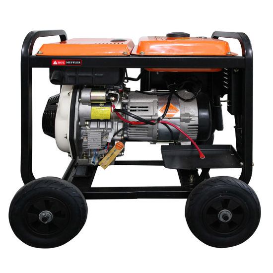 2kw/3kw/5kw Portable Diesel Generator pictures & photos