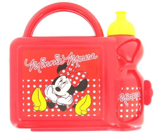 Lunch Box with Cartoon Artwork pictures & photos
