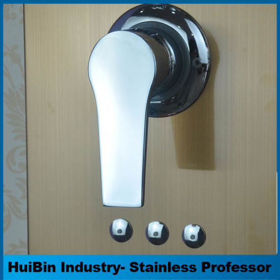 China Shower Head Rainfall High Pressure 6 Metal Shower Nozzle