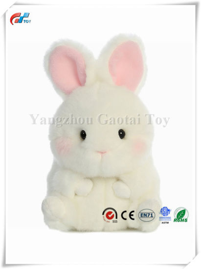 Bunny Rolly Pet 5 Inch Stuffed Animal
