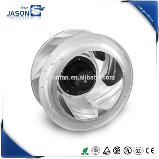 Backward Curved Impeller Air Conditioning Centrifugal Fan