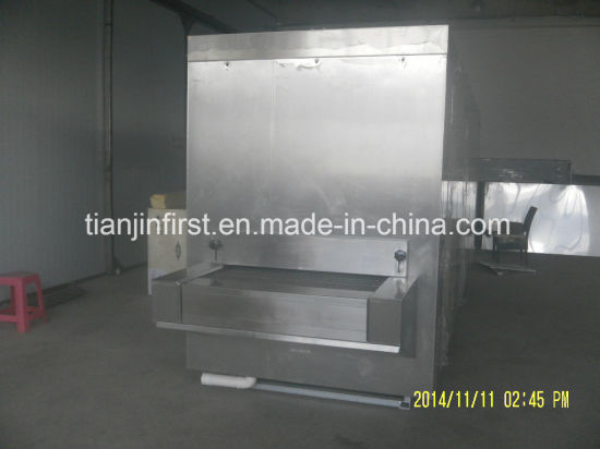 Tunnel Quick Freezer/Freezing for Dumplings Seafood Factory pictures & photos