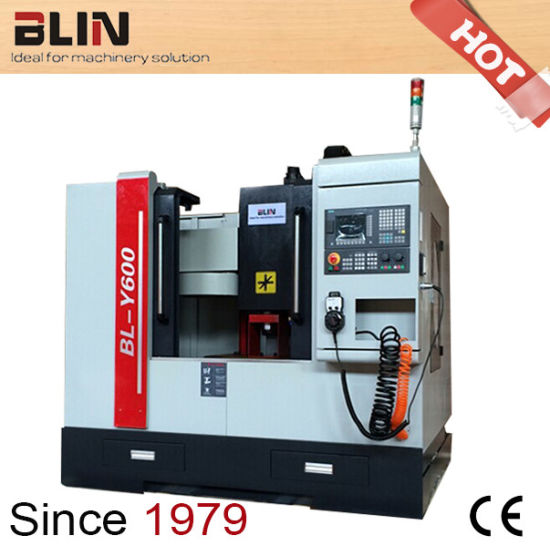 VCM/Vmc600 CNC Vertical Machine Center with Taiwan Hiwin Linear Guide