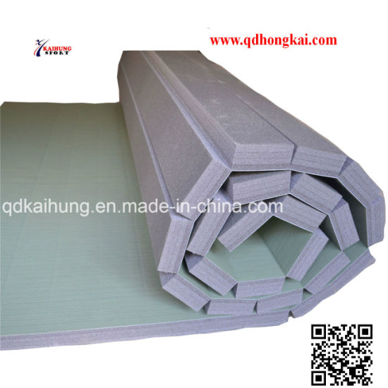High Quality Wholesale Roll Mat Tatami Judo Mats for Gymnastics pictures & photos