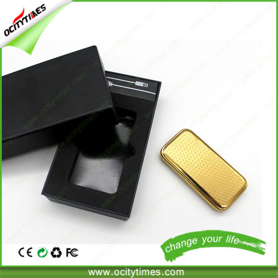 Eco Friendly Wholesale New Design Luxury Private Label Slide Lighter pictures & photos