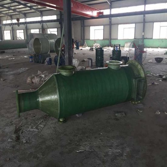 FRP GRP Fiberglass Gas Scrubber pictures & photos