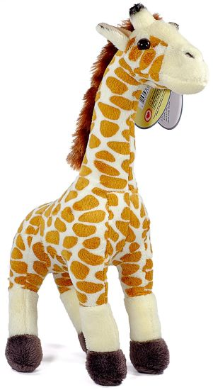 11 Inch Stuffed Animal Plush African Giraffe