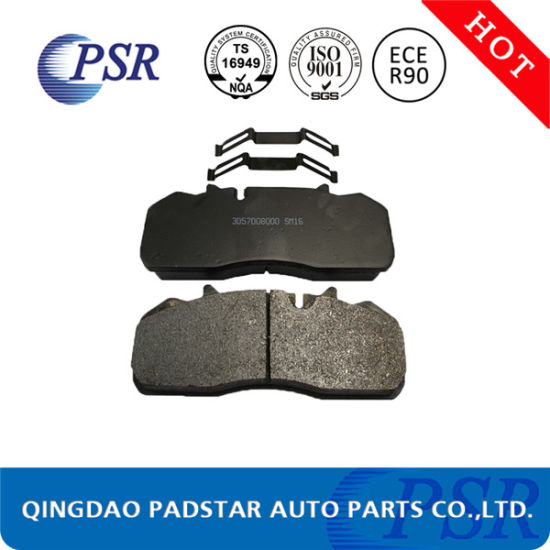 After Market High Performance Auto Parts Disc Brake Pad For Mercedes Benz