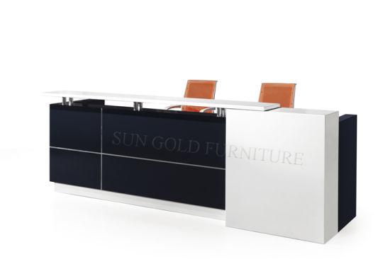 office counter design. Modern Beauty Salon Furniture Reception Desk Office Counter Design (SZ-RTB002) O