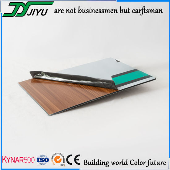 Aluminum Composite Panel/Wooden out Wall Panel for Decoration