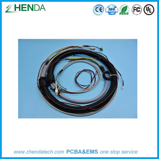 Astounding China Shenzhen Factory Custom Wire Harness Cable Assembly China Wiring 101 Archstreekradiomeanderfmnl