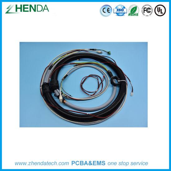 Wondrous China Shenzhen Factory Custom Wire Harness Cable Assembly China Wiring Database Gramgelartorg