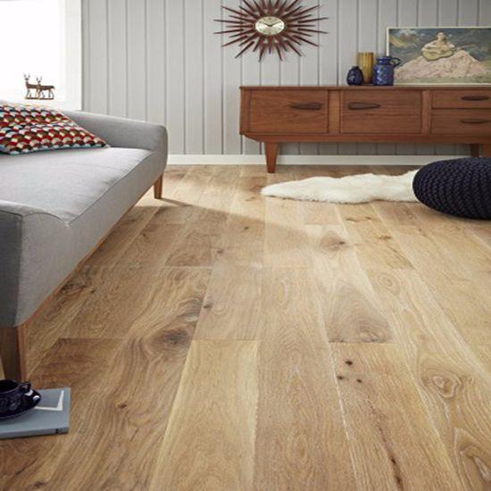 Household/Commercial Eco-Friendly Engineered Oak Hardwood Flooring/Timber Flooring/Parquet Flooring/Wood Flooring