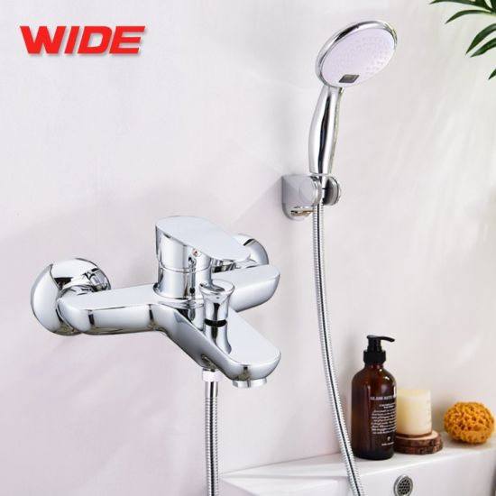Hot Sale Wall Mounted Bath & Shower Mixer Taps From China - China ...