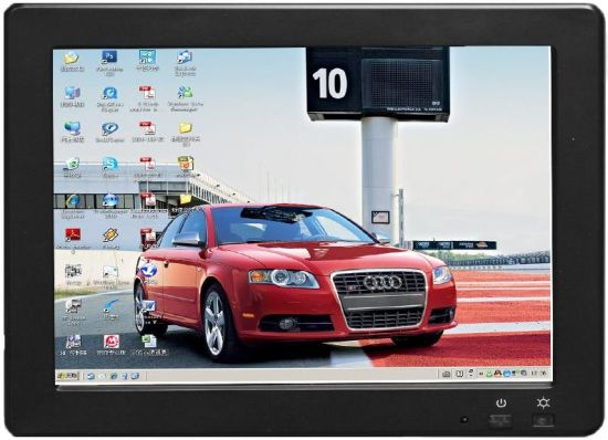 8inch Touch Car Rear View Backup LCD Monitor