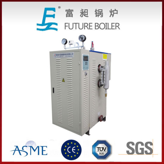 China 18kw Automatic Steam Boiler with Certification - China Steam ...