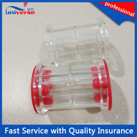High Quality Plastic Clear Small Mini Empty Wire Spool pictures & photos