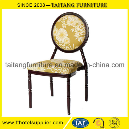 Hot Modern Round Back Wedding Chair