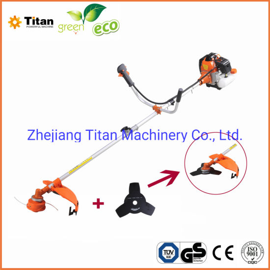 52cc 2HP Professional Petrol Brush Cutter for Garden Use pictures & photos