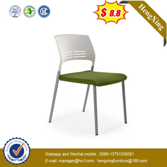 Top Sell Colorful Home Office Nordic Style Plastic Chair