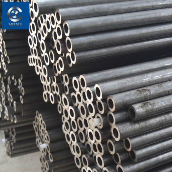 Cold Drawn Round Galvanized Steel Pipe Welded Alloy Steel Tube pictures & photos