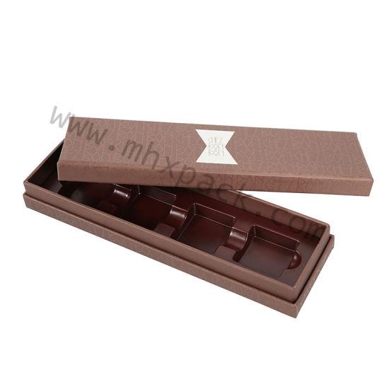 Luxury Chocolate Kraft Paper Packaging Box