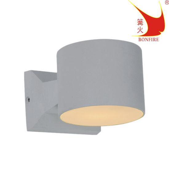 Factory Price Waterproof Light Fixture Outdoor Wall Lamp Soft Lighting