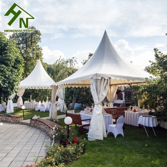 Wholesale Metal Frame Outdoor Canopy Pagoda Tent