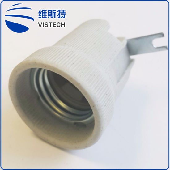 High Quality Electric Threaded Decorative Socket F519 pictures & photos