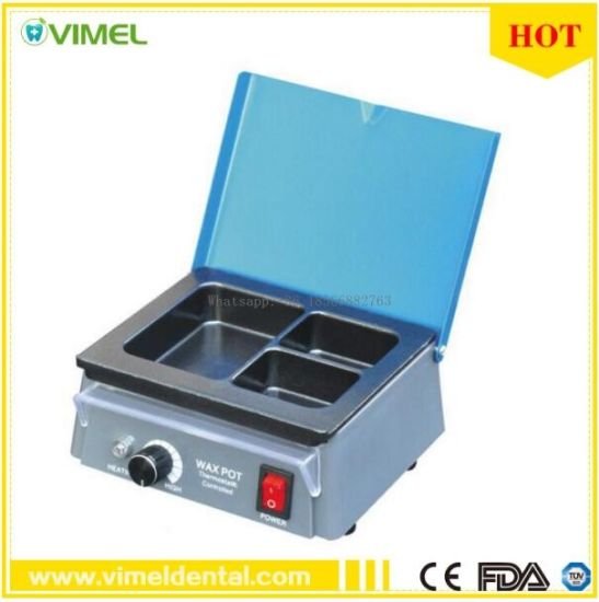 Dental Equipment Lab Analog Wax Heater Warmer Pot for Dental Lab Jt-15 pictures & photos
