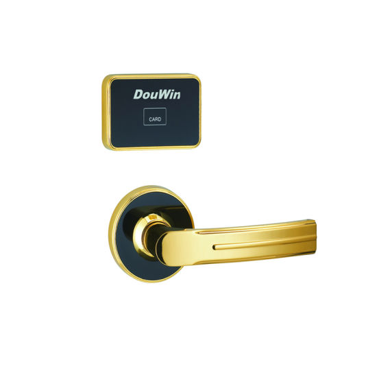 China WiFi Function RFID Hotel Room Lock with Free Software
