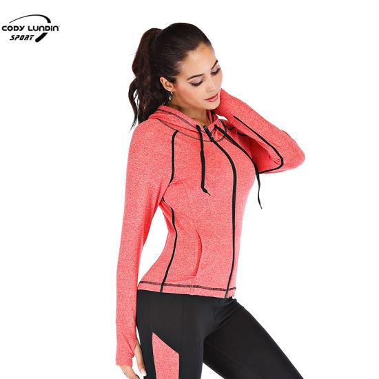 Cody Lundin Fleece Snowboard Athletic Sport Wear Gym Women Hoody