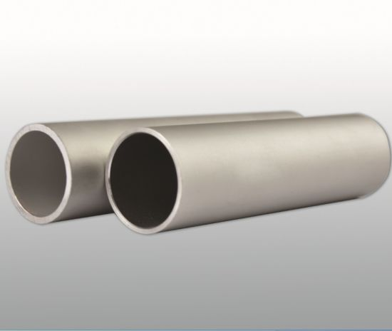 Round Aluminum Alloy Cold Drawn Seamless Tube