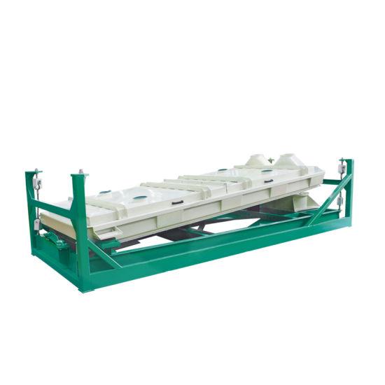 Wood Pellet Using Rotary Screening Machine
