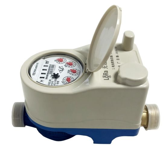Hot Sell Lora Wan Remote Transmission Water Meter Factory Wholesale