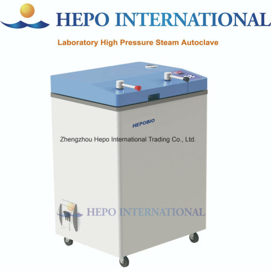 Flip-Top Open Multifunctional Laboratory Vertical Steam Autoclave with Ce (30Liters) pictures & photos