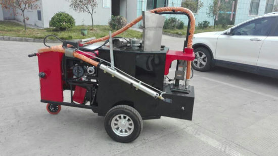 China Road Surface Concrete Joint Sealing Machine Crack