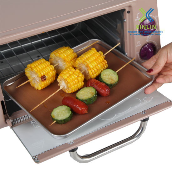 BBQ Liner Kitchen Bakeware BBQ Grill Mesh Mat for Sale