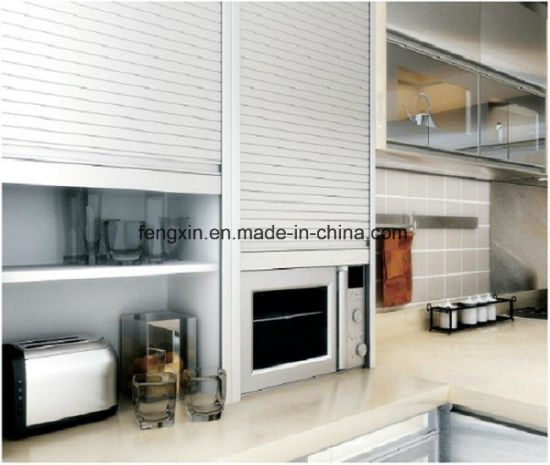 China Roller Shutter For Kitchen Cabinets Rolling Door