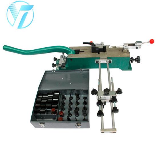 Hot Sale High Quality Manual 2PT Rule Die Blade Bending Machine