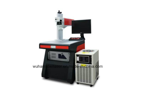China 355nm UV Laser Marking Machine Marking System with Galvo Head
