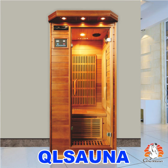 Red Cedar Infrared Sauna Room Carbon Heater G11 Person Sauna