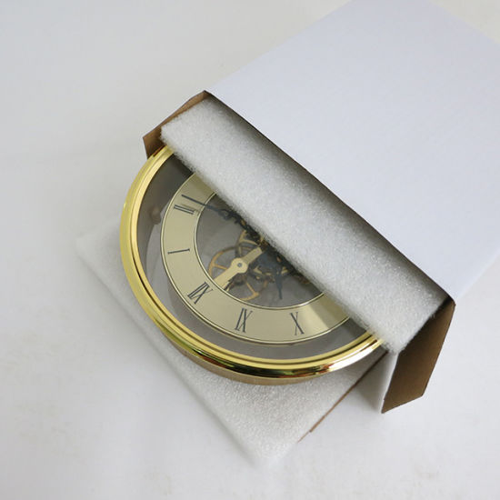 China Good Quality Metal Skeleton Clock Inserts Copper Clock Parts