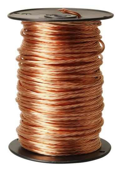 china electrical hard drawn copper conductor copper bare wire ground