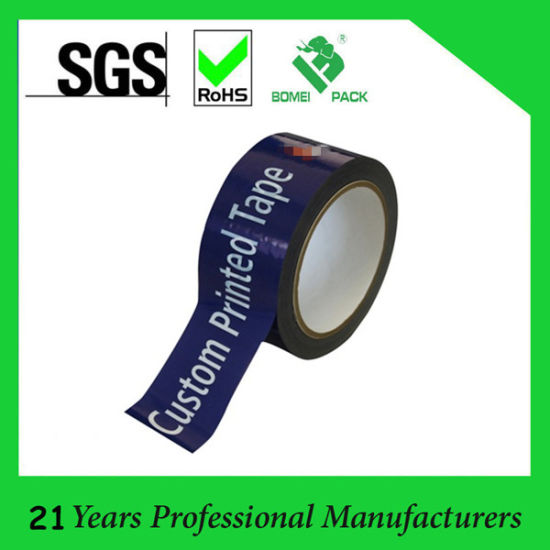 Color Printed BOPP Tape for Carton Sealing or Warning pictures & photos