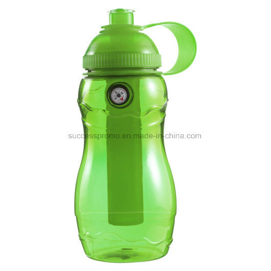 400ml Drinking Bottle with Compass and Freezer Pack
