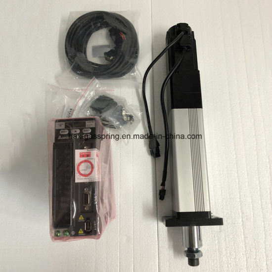 High Force Servo Motor Electric Push Pull Linear Actuator with Ball Screw Drive